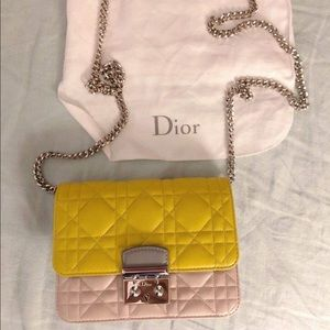 SOLD Christian Dior Lambskin Bag